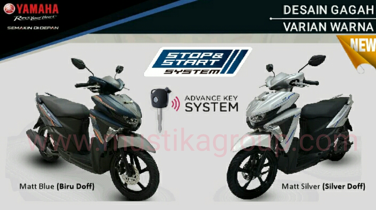 Harga Mio Soul Gt 125 Blue Core Kredit Automotivegarage Org