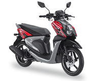 Yamaha All New XRide 125