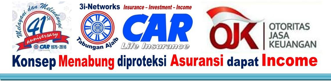 3i Network CAR Bisnis Investasi Menabung