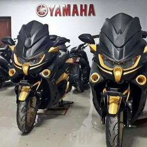yamaha nmax predator 5