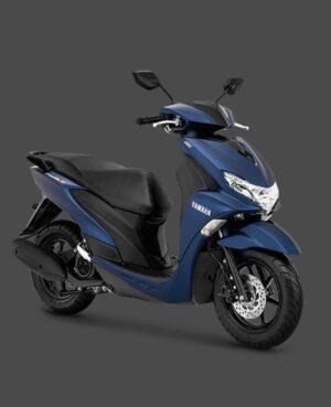 kredit motor yamaha freego s biru