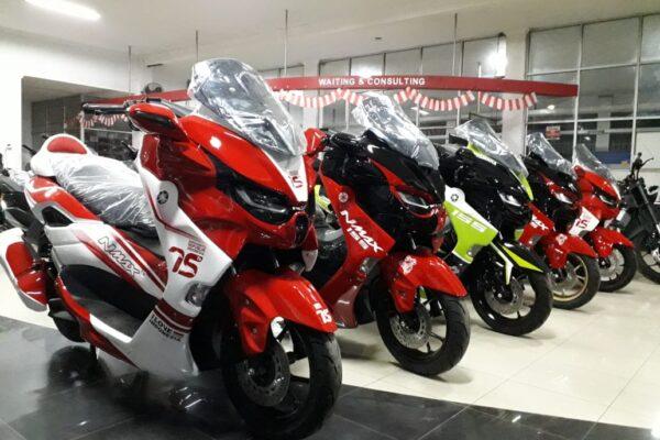 Yamaha New NMAX Predator Bisa Dibawa Pulang Cicilan Perbulannya Cuma Rp 1,5 Jutaan
